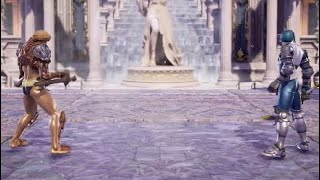 Soul Calibur VI - Golden Experience Vs Sticky fingers