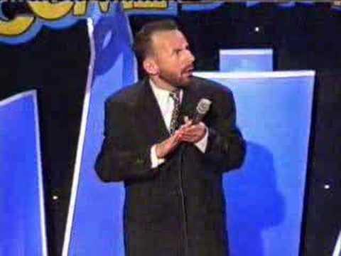 Comedy Factory - Zakje (John Fealey)