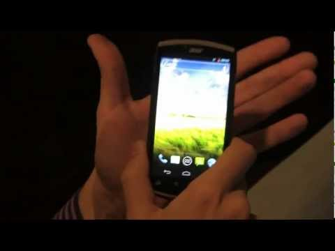 Nuovo smartphone Acer con A9 CloudMobile X