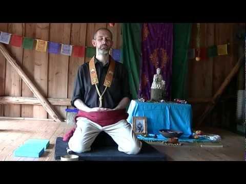 Видео как научиться медитировать