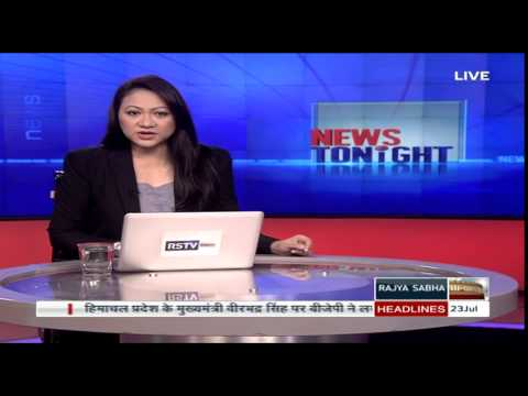 English News Bulletin - July 23, 2015 (9 pm)