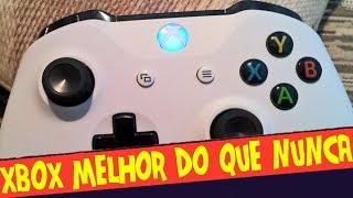 AÍ SIM MICROSOFT !! XBOX ONE FICOU MELHOR DO QUE NUNCA - ATUALIZAÇÃO MAIO LANÇADA