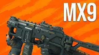 Black Ops 4 In Depth: MX9 SMG (& High Caliber)