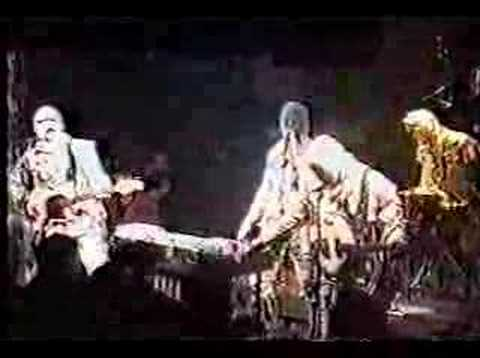 The Mummies-You Must Fight To Live On The Planet Of The Apes