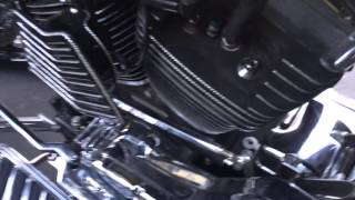 Harley-Davidson with 103ci engine