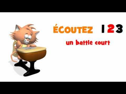 LUTTER CONTRE L'ILLETTRISME = un battle court