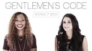 Pitbull's Gentlemen's Code EXTRAS: Keepin' It Spicy w/ Brittany Furlan and Simone Shepherd