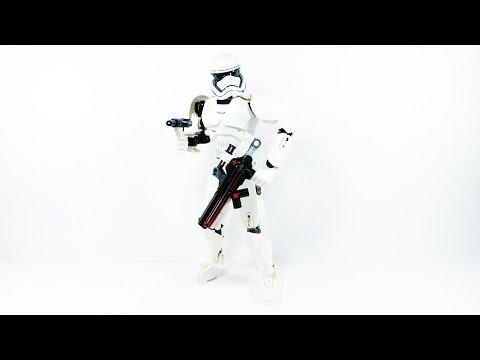 LEGO Star Wars 75114 First Order Stormtrooper - Lego Speed Build