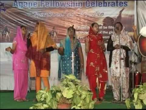 Festival of Praise, Christian Hindi Worship Song - Jaipur