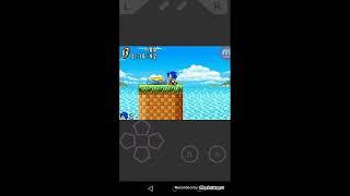 Мой обзор старой игры Sonic Advance