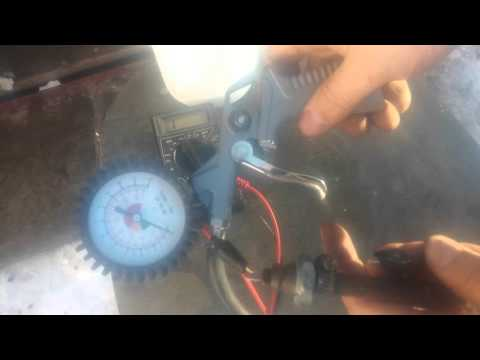 Видео как проверить датчик аварийного давления масла