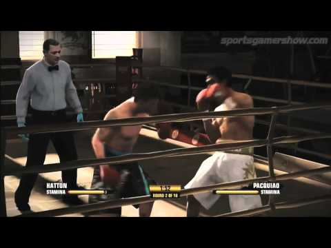 SportsGamerShow - Fight Night Champion Review
