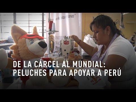 Zabivaka inspira a reclusas peruanas