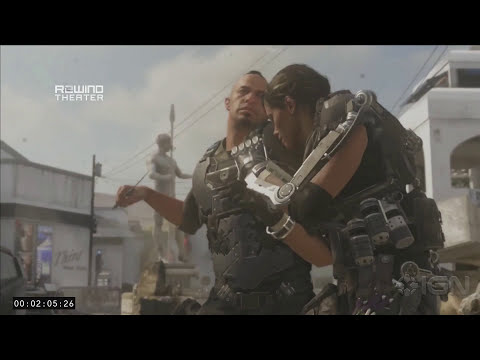 Call of Duty: Advanced Warfare Backstory Trailer - Rewind Theater