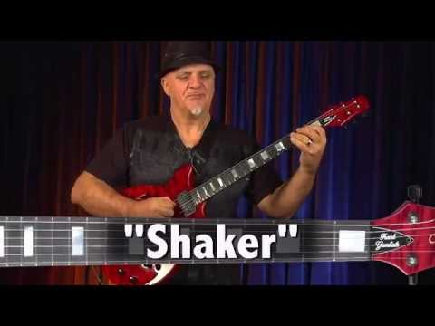Frank Gambale and his Carvin FG1 playing