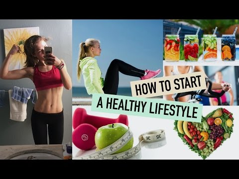 HOW TO START A HEALTHY LIFESTYLE + HOW I STAY FIT | Mel Joy