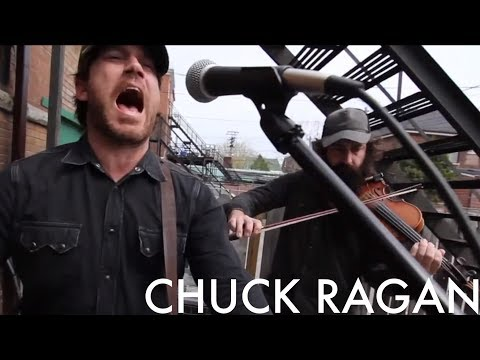 Chuck Ragan - Nomad by Fate (LIVE on Exclaim! TV)
