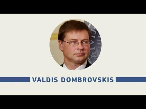 Vice-President Valdis Dombrovskis: Euro & Social Dialogue