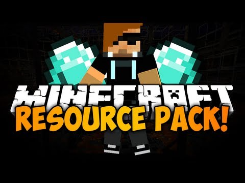 Minecraft 1.8 X-Ray/WallHack Resource Pack!