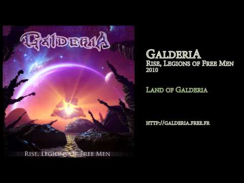 Galderia - Land Of Galderia