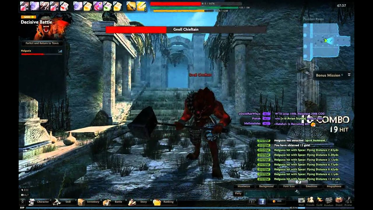 top social mmorpg games