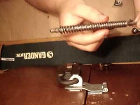 Mauser bolt
