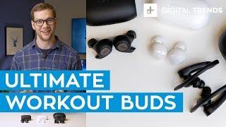 Best Workout Earbuds: Powerbeats Pro vs. Jabra Elite Active 65T vs. Galaxy Buds
