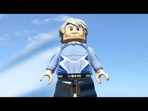 РТУТЬ / Quicksilver - LEGO Marvel Super Heroes