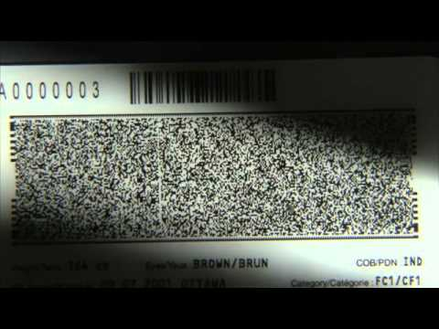 how to know where is my permanent resident card