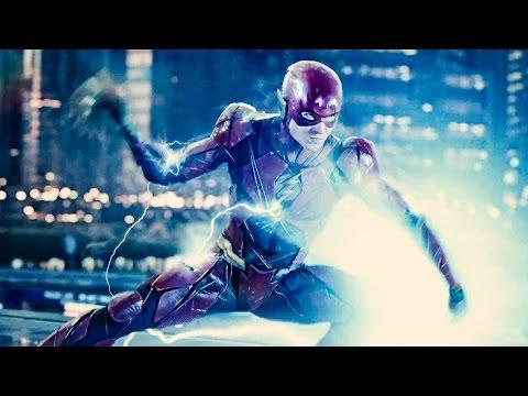 JUSTICE LEAGUE 'Unite The League - The Flash' Trailer (2017) Teaser