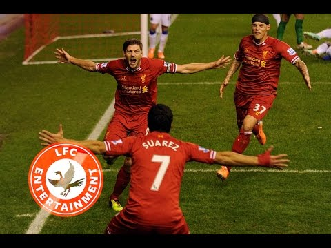 Liverpool FC - Season Compilation 2013/2014 *ALL GOALS* HD