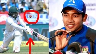 Download অসাধারণ সেঞ্চুরি করলেন মুশফিকুর রহিম | Mushfiqur rahim century | Bangladesh vs india test series 3Gp Mp4