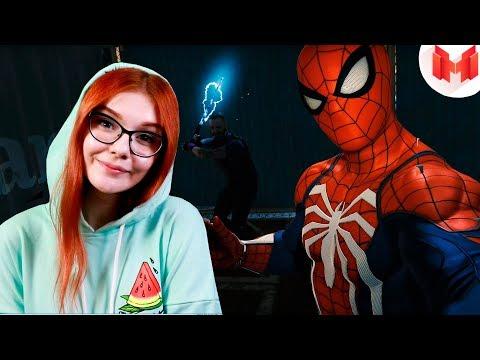 "Marvel's Spider-Man 2018 ""Баги, Приколы, Фейлы"" РЕАКЦИЯ НА Mr. Marmok"