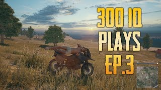 PUBG  300 IQ Play- Best of PUBG Stream Highlights Ep.3