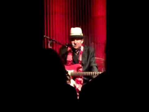 Tell us a story about Hubert Sumlin, Ronnie Tupelo Hall 12.10, 2011 (2)