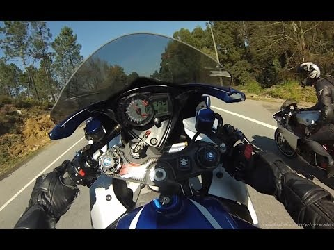 GSX-R - Short ride with friends
