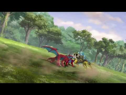 Dinofroz - episode 08