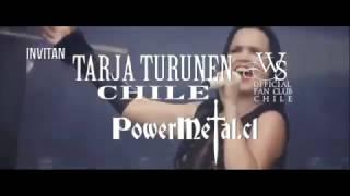 TARJA TURUNEN Chile 2017