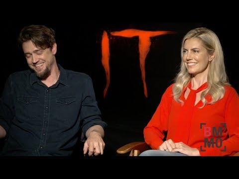 Andy Muschietti & Barbara Muschietti Interview - It
