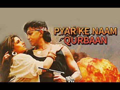 Pyar Ke Naam Qurbaan - Mithun Chakraborty Dimple Kapadia & Mandakini...