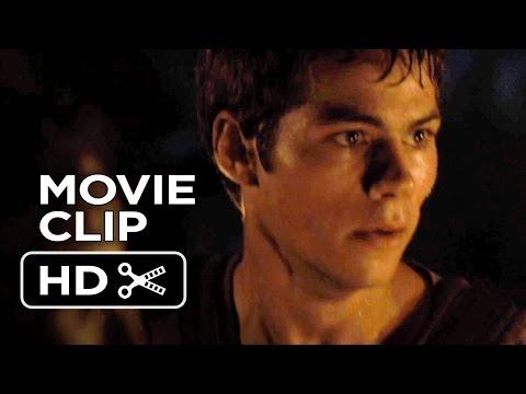 The Maze Runner Movie CLIP - Grievers (2014) - Dylan O'Brien Movie HD