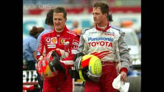 Michael and Ralf Schumacher - the best brothers EVER!!!