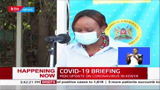 COVID-19 briefing in Kenya by Ministry of Health | Full Video