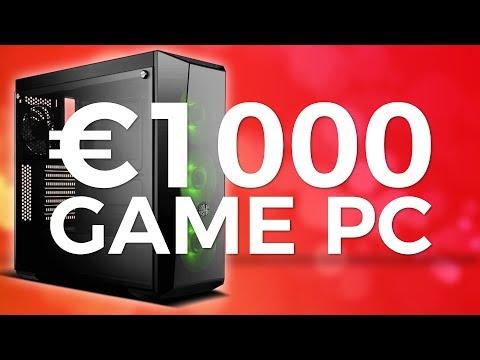 SNELLE GAME PC VOOR 1000 EURO? - December 2017 - Koopadvies - TechTime