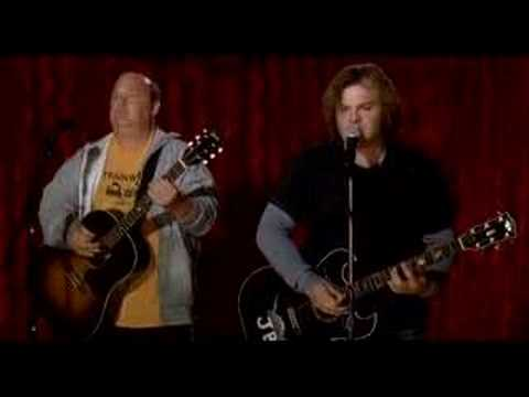 Tenacious D in The Pick of Des... is listed (or ranked) 3 on the list The Best Jack Black Movies