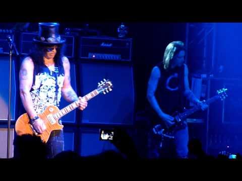 Slash - rumble   Jizz Da Pit Live Prague, Czech Republic 11 02 2013 video