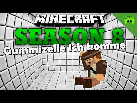 GUMMIZELLE ICH KOMME «» Minecraft Season 8 # 287 Full HD