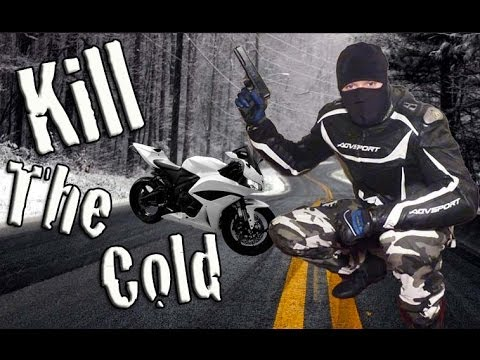 Winter Riding And Gear   True Motorcycle Riders Ride In The Winter