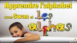 Apprendre l'alphabet avec Swan et les Alphas