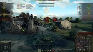 World of Tanks Дерзкие Т 54 обл